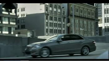 2013 Mercedes-Benz E 350 TV Spot, 'Patents' - Thumbnail 2