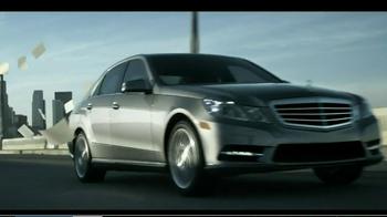 2013 Mercedes-Benz E 350 TV Spot, 'Patents' - Thumbnail 3