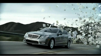2013 Mercedes-Benz E 350 TV Spot, 'Patents' - 322 commercial airings