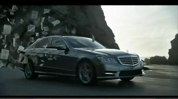 2013 Mercedes-Benz E 350 TV Spot, 'Patents' - Thumbnail 7