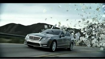 2013 Mercedes-Benz E 350 TV Spot, \'Patents\'