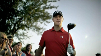 Callaway X Hot Driver TV Spot Featuring Gary Woodland - 52 commercial airings