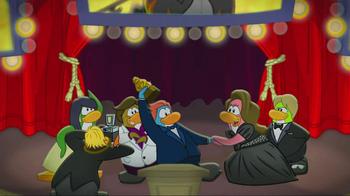 Club Penguin Hollywood Party TV Spot, 'Movie Star' - Thumbnail 7