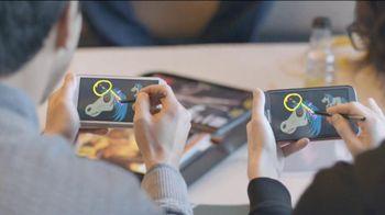 Samsung Galaxy Note II TV Spot, 'Unicorn Apocalyse: New Designs'