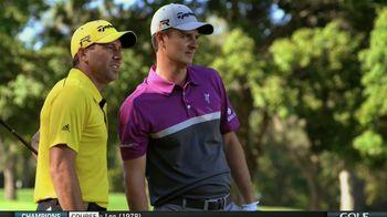 TaylorMade TV Spot, 'Ballz-ier' Ft. Dustin Johnson, Justin Rose, Jason Day - 163 commercial airings