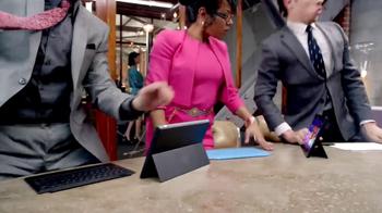 Microsoft Surface Pro TV Spot  'The Vibe' - Thumbnail 5