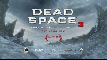 Dead Space 3 TV Spot, 'Critical Reviews' Song by Nonpoint - Thumbnail 8