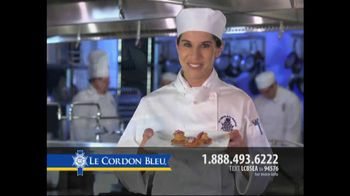 Le Cordon Bleu TV Spot, 'Never Thought' - Thumbnail 6