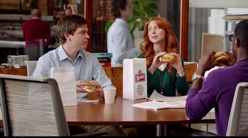 Wendy's Premium Cod Sandwich TV Spot, 'Non-Specific'  - 1479 commercial airings