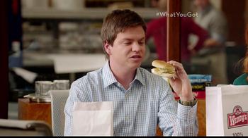 Wendy's Premium Cod Sandwich TV Spot, 'Non-Specific'  - Thumbnail 3