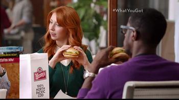 Wendy's Premium Cod Sandwich TV Spot, 'Non-Specific'  - Thumbnail 4