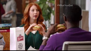 Wendy's Premium Cod Sandwich TV Spot, 'Non-Specific'  - Thumbnail 5