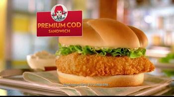 Wendy's Premium Cod Sandwich TV Spot, 'Non-Specific'  - Thumbnail 6