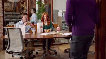 Wendy's Premium Cod Sandwich TV Spot, 'I Bet I Know' - Thumbnail 1
