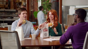 Wendy's Premium Cod Sandwich TV Spot, 'I Bet I Know'