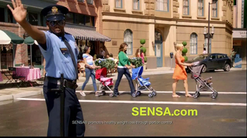 Sensa TV Spot, 'Shake Your Sensa' - Thumbnail 5