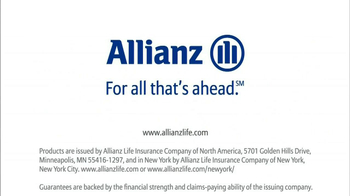 Allianz Corporation TV Spot 'Lifetime Income' - Thumbnail 9