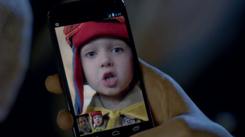 Google Nexus 4 TV Spot, 'Live for Now'