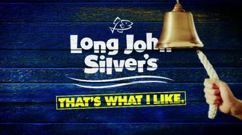 Long John Silver's Cod and Shrimp Basket TV Spot, 'Not in a Bun' - Thumbnail 8