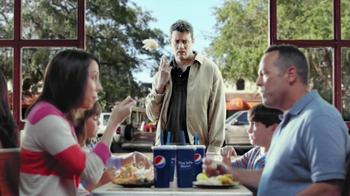 Long John Silver's Cod and Shrimp Basket TV Spot, 'Not in a Bun' - Thumbnail 3