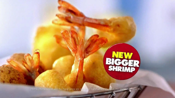 Long John Silver's Cod and Shrimp Basket TV Spot, 'Not in a Bun' - Thumbnail 6