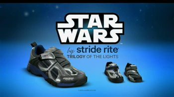 Stride Rite Star Wars Shadow Lights Shoes TV Spot  - Thumbnail 9