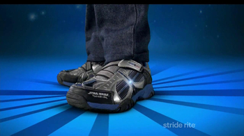 Stride Rite Star Wars Shadow Lights Shoes TV Spot  - Thumbnail 1