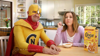 Kellogg's Crunchy Nut TV Spot 'Kitchen'