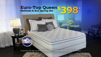 Sam\'s Club Mattress Sale TV Spot