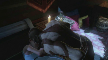 PlayStation 3 TV Spot, 'God of War: Ascension'