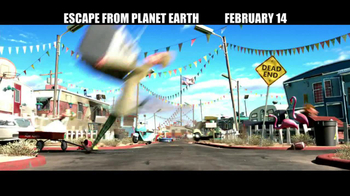 Escape From Planet Earth  - Alternate Trailer 3