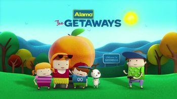Alamo TV Spot, 'Peach State or Orange County' Song by The Go-Go's
