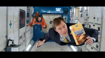 Triscuit TV Spot, 'Astronaut' - 550 commercial airings