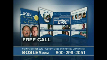 Bosley TV Spot 'Who Looks Better?' - Thumbnail 8