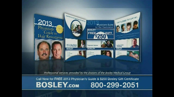 Bosley TV Spot 'Who Looks Better?' - Thumbnail 3