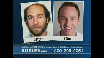 Bosley TV Spot 'Who Looks Better?' - Thumbnail 6
