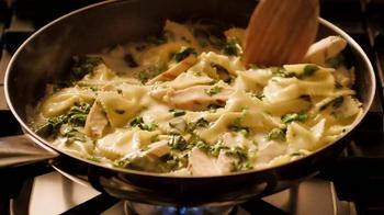 Bertolli Chicken Florentine & Faralle TV Spot - Thumbnail 7