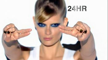 Maybelline New York Color Tattoo 24-Hour Metal Eye Shadow TV Spot - Thumbnail 7