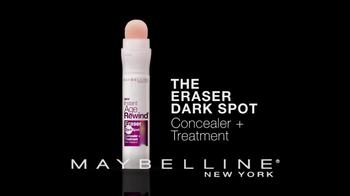 Maybelline New York Instant Age Rewind Eraser Dark Spot TV Spot - Thumbnail 2
