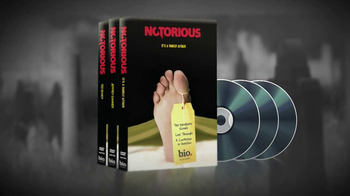 Bio.com Shop TV Spot, 'Notorious DVD'