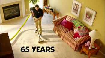 Stanley Steemer TV Spot, 'Clean in 13' - Thumbnail 3
