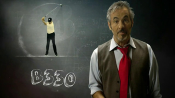 Bridgestone RX TV Spot, 'High Compression' Featuring David Feherty - Thumbnail 4