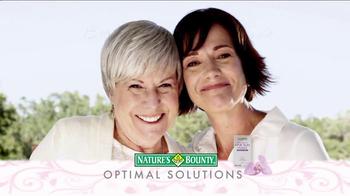 Nature's Bounty TV Spot, 'Optimal Solutions' - Thumbnail 9