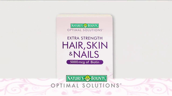 Nature's Bounty TV Spot, 'Optimal Solutions' - Thumbnail 4
