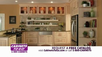 Cabinets To Go TV Spot, '30% Off'