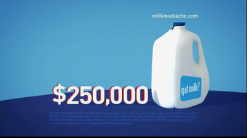 Milk Processor Education Program TV Spot, 'Fuel Up to Play 60 Sweepstakes' - Thumbnail 1