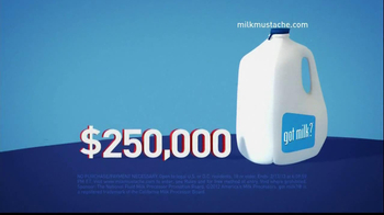 Milk Processor Education Program TV Spot, 'Fuel Up to Play 60 Sweepstakes' - Thumbnail 3