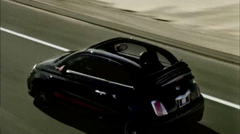 FIAT 500 Abarth Caprio TV Spot, 'Topless' - Thumbnail 9