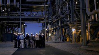 Siemens TV Spot, 'Turbines'
