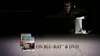 Sinister Blu-ray and DVD TV Spot - Thumbnail 3